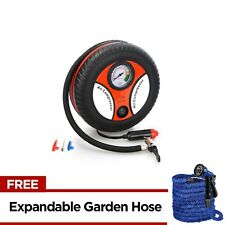 260PSI Auto Car Electric Tire Inflator with Expandable Hose 125FT