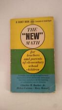 """The """"new"""" math for teachers and parents of elementary school children  by Charle"""