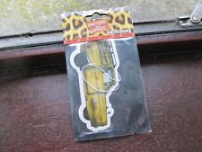 Rare Only Fools and Horses Pong Excluder Air Freshener - Reliant Robin Car New