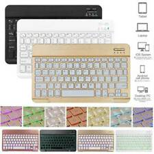 "USA Portable Wireless Keyboard For iPad 10.2"" Pro 12.9"" 11"" Air 10.5"" 6th 9.7"""