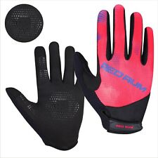 REDRUM Full Finger Ladies Cycling Gloves Women Bicycle Bike MTB Riding Dirt Bike