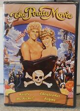 The Pirate Movie (DVD, 2005) RARE KRISTY McNICHOL 1982 MUSICAL BRAND NEW