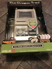 Handheld Oregon Trail Game - 19th Century Pioneer Electronic Game Target Ex New