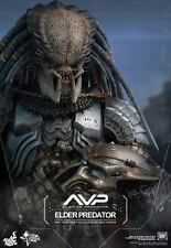 HOT TOYS MMS325 1/6 Alien VS Predator : Elder Predator FREE2SHIP EXPRESS-FAST