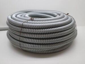 "(100ft Roll) Galflex 3/4"" Reduced Wall Flexible Steel Flex Metal Conduit"