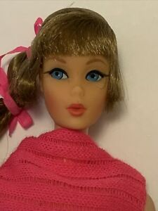 Vintage Barbie Doll TALKING BARBIE  Head Is Mint But Legs Are Off.