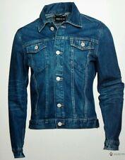 """Mens JACK and JONES Vintage Jean Jacket - Mid Blue Denim - Medium 38"""" RRP £69.99"""