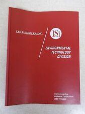 Lear Siegler Precision Optical Smoke and Dust Density Measuring Transmissometer