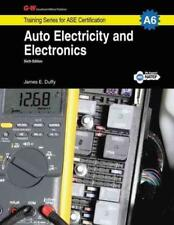 AUTO ELECTRICITY & ELECTRONICS WORKBOOK, A6 - NEW PAPERBACK BOOK