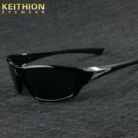 KEITHION Men Polarized Sunglasses Cycling Riding Glasses Outdoor Sports Goggle 2