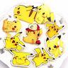 1PCS Pokemon ball Pikachu Acrylic Badges Icons on Backpack Pins Brooch
