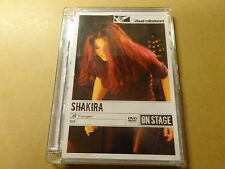 MUSIC DVD / SHAKIRA: MTV UNPLUGGED - ON STAGE 1999