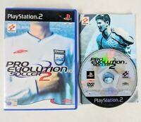 PS2 Pro Evolution Soccer 2 Playstation 2 Football Video Game