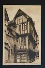 CPA carte postale ancienne ROUEN - Vieille Maison du XVè siècle, rue St Romain