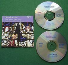 Handel Messiah Amor Artis Chorale ECO Johannes Somary 2 x CD