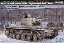 HobbyBoss 1/48 KV-1 Model 1942 Lightweight Cast # 84814