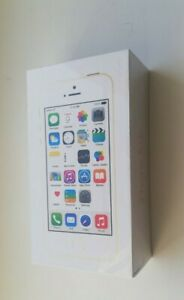 NEW SEALED Apple iPhone 5S 16GB gold UNLOCKED