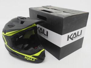 58-62 Kali Invader SLD Blk L-XXL Casque Unisex-Adult Noir Mat