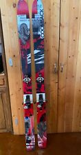 K2 Coomback 114 skis, Dynafit Bindings, and Black Diamond Skins. In great shape!