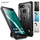 Google Pixel 3 / 3 XL Phone Case Poetic® Dual Layer Kick-stand Shockproof Cover