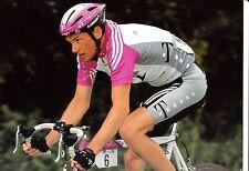 CYCLISME carte cycliste JAN SCHAFFRATH équipe TEAM DEUTSCHE TELEKOM