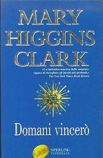 DOMANI VINCERO' - MARY HIGGINS CLARK