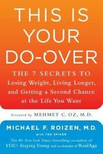 THIS IS YOUR DO-OVER - MICHAEL F. ROIZEN (HARDCOVER) NEW