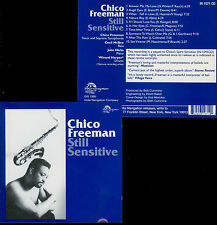 CHICO FREEMAN  still sensitive  CECIL McBEE , JOHN HICKS