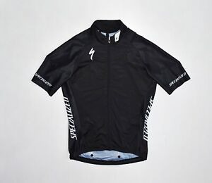 Specialized SL PRO Jersey Cycling Trikot Shirt Black Rare Unisex Men's S