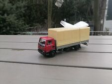 1/50  AHC TRUCK  DAF  800 RED CABINE GOOD CONDITION RARE!!! (SK11)