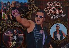 ANDREAS GABALIER - A3 Poster (ca. 42 x 28 cm) - Plakat Schlager Fan Sammlung NEU