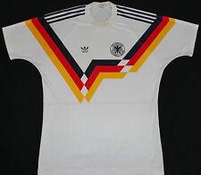 1990-1992 Alemania Adidas Home Football Shirt (talle L)