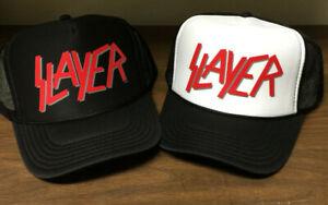 Slayer Hat metal death metal heavy metal kbd bloodline raining blood puppets