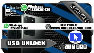 Samsung Galaxy S20/S20+/S20 Ultra Sprint Remote Unlock Service