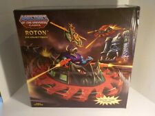 He-Man MOTUC Masters Universe Classics ROTON Vehicle only in Box