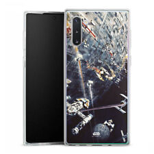 Samsung Galaxy Note 10 Silikon Hülle Case Handyhülle  - Death Star