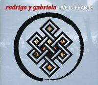 Rodrigo y Gabriela - Live In France [CD]