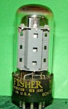 Vintage Fisher 7591A Vacuum Tube Very Strong Bogey