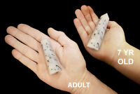 """Tourmaline Quartz Crystal 3"""" Polished Natural Rock Mineral Specimen Healing"""