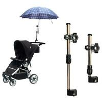 Umbrella Holder Mount Connector for Golf Bicycle Bike Wheelchair Pram Adjustable
