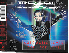MC SAR & THE REAL McCOY - Automatic lover (Call for love) CDM 4TR Eurodance 1994