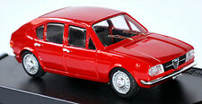 ALFA ROMEO ALFASUD 1.2 Stradale 1972-80 Rouge Red 1:43 PROGETTOK resin