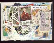 Ras Al-Khaima 100 timbres différents
