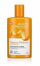Avalon Organics Vitamine C Équilibre Tonique 250ml - Intense Défense