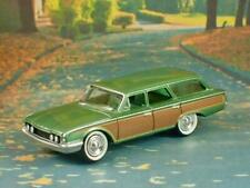 4th Generation 1960- 1964 Ford Country Squire woodie Wagon 1/64 Scale Ltd Edit Q
