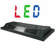 LED Aquarium Abdeckung 80x35 mit Tube Weiß Haube Deckel gratis dazu Night Light