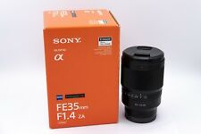 Sony SEL35F14Z Distagon T* FE 35mm F1.4 ZA Lens for Sony E Mount