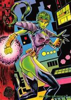 LYJA / Marvel Universe Series 5 (1994) BASE Trading Card #193