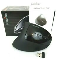 Perixx Perimice 713N Wireless Ergonomic Optic Battery Operated Vertical Mouse