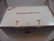 Danbury Mint Diecast 1938 GMC Budweiser Delivery Truck NIB 1:24